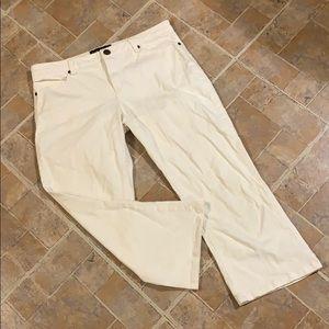 Sanctuary cropped jeans size women's 32